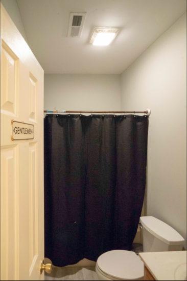 Hidden Room Bathroom